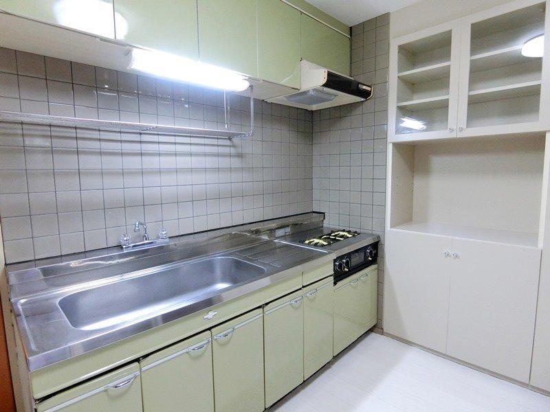 キッチン(入居前)