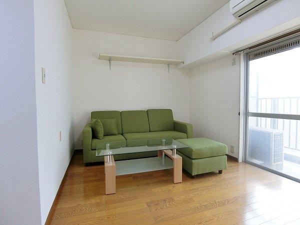 洋室(賃貸入居前)